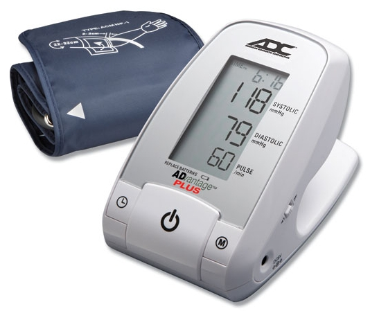 The ADC ADvantage Plus 6022 digital blood pressure monitor unit